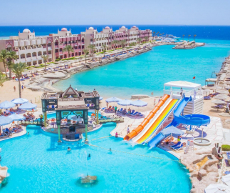 SUNNY DAYS RESORTS SPA & AQUA PARK 4 *